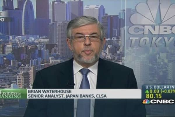 Japan banks are in for the long term: CLSA