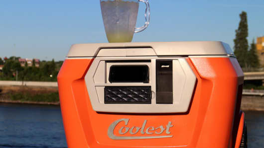 The Coolest Cooler can do it all.