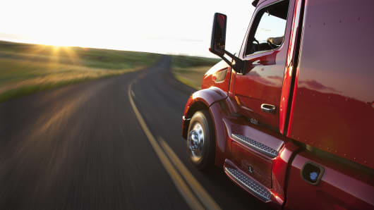 Truck driving is one of the jobs most in demand, but employers are having trouble finding drivers to hire.
