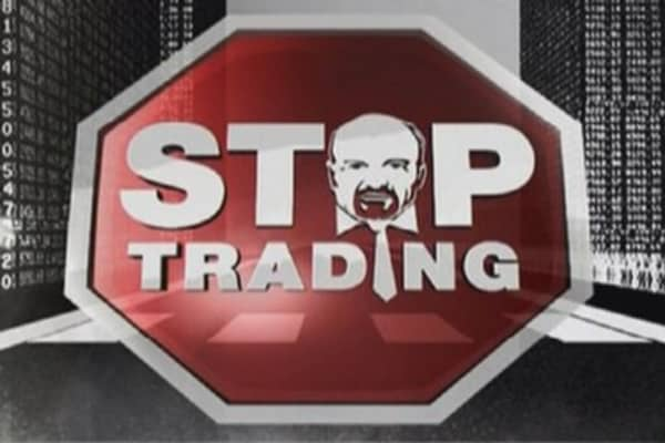 Cramer's Stop Trading: Royal Dutch Shell