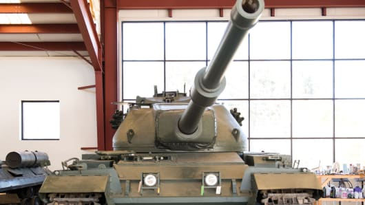 Lot 1078: FV214 Conqueror Heavy Tank