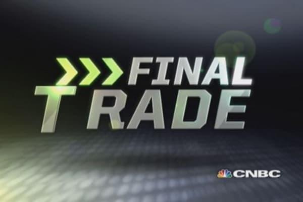 Fast Money Final Trade: INTC, AAPL, CMLS, WWW