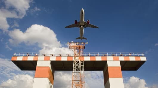 BRAZIL AIRLINES OUTGROW AIRPORTS