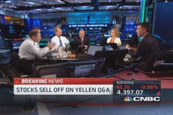 The Janet Yellen Fed
