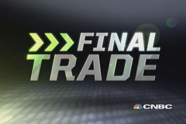 Fast Money Final Trade: INTC, FB, M, LGF