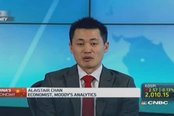 China still needs bolder easing measures: Moody's