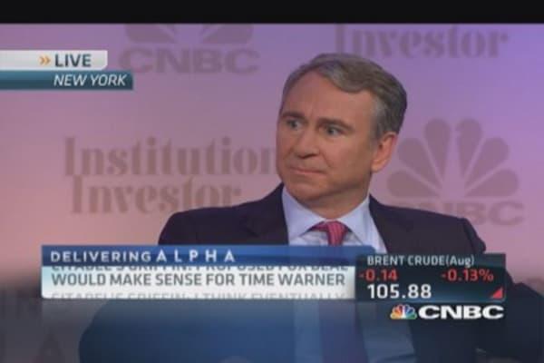 Griffin: Time Warner & 21st Century Fox deal will happen