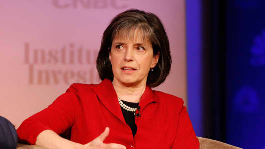 Jane Mendillo, President and Chief Executive Officer, Harvard Management Company
