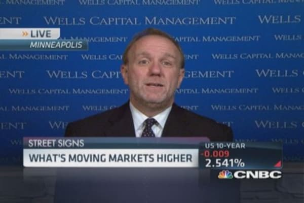 Paulsen: Fed behind curve