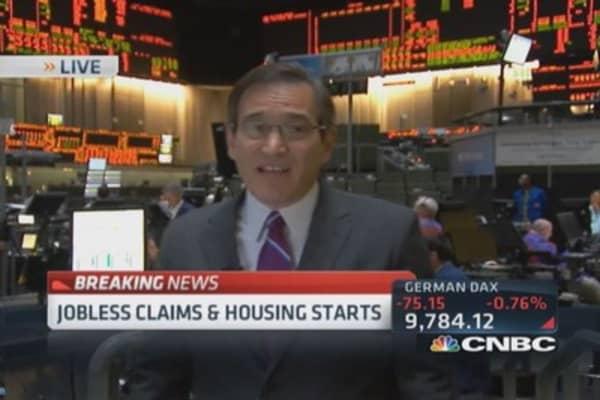 June housing starts drop 9.3%