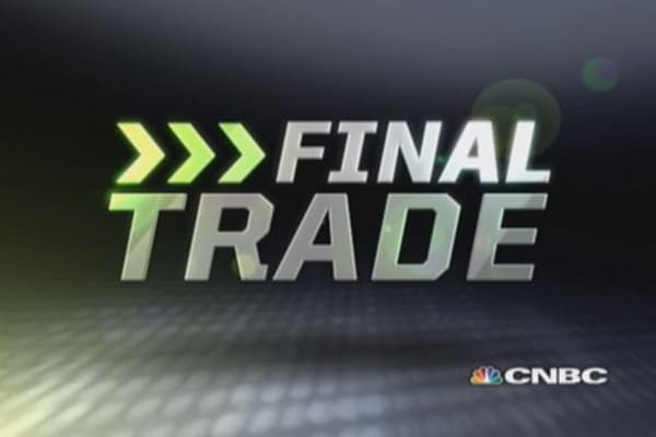 Fast Money Final Trade: GOOGL, MSFT & more