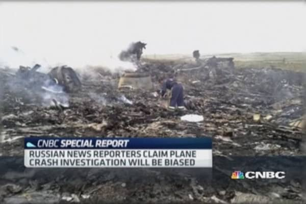 Flight MH17: The Russian media perspective