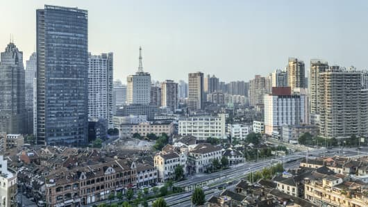 Huangpu District, Shanghai