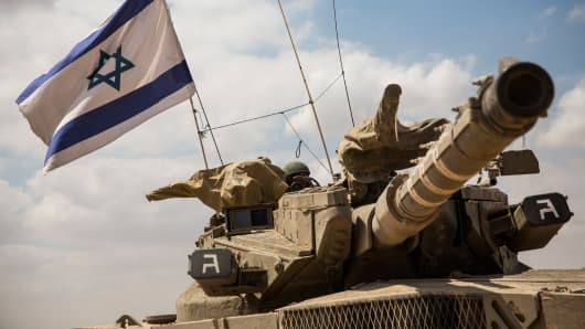 Israel to Begin 12-Hour Hostilities Pause in Gaza