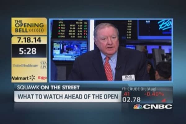 Cashin: Sanctions could impact EU