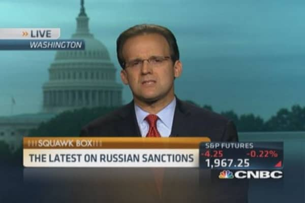 Need 'sanctions plus' on Russian bear: Expert