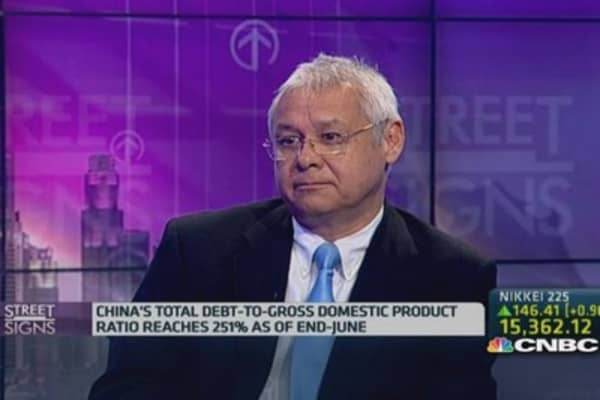 Not worried about rising China debt: Motley Fool