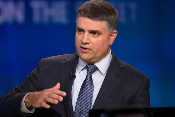John DeSimone, Herbalife CFO