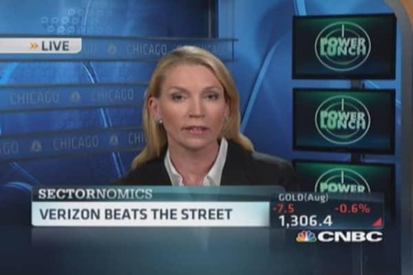 Telecom analyst likes Verizon, Sprint & AT&T
