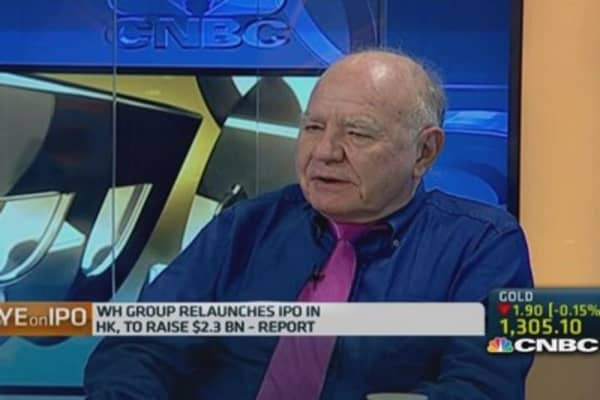 These are the markets that Marc Faber likes