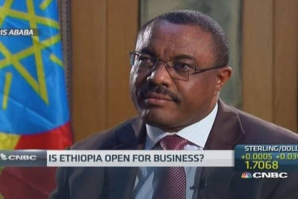 The World Bank is 'wrong' on Ethiopia: PM