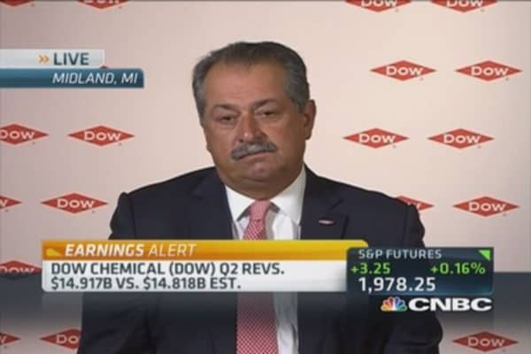 Focus on cost, capital and cash: Dow CEO