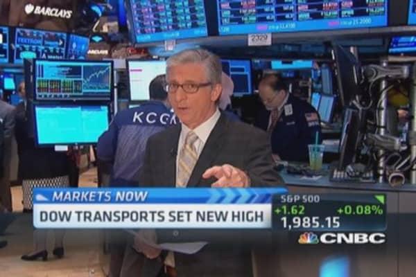 Pisani: Emerging markets advance