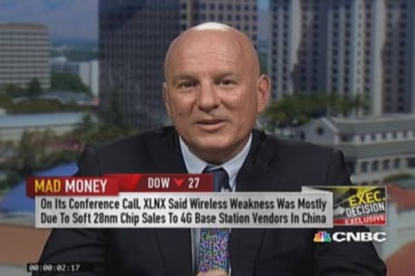 Xilinx CEO predicts record year