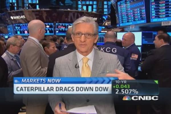 Pisani's market open: IPO disappointment