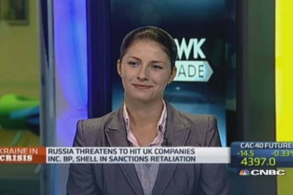 Russia sanctions will hit investor confidence: Pro