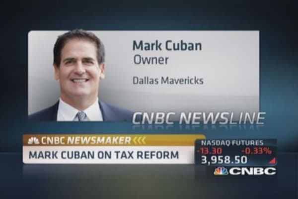 Who's going to make up tax shortfall?: Cuban