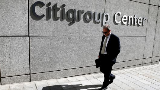 The Citigroup Center in San Francisco
