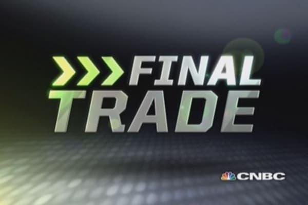 Fast Money Final Trade: AMX, VWO, SWC, DOW