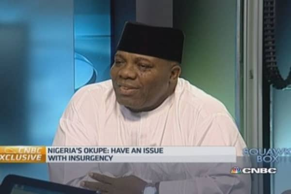 Nigerian official on rescuing kidnapped girls