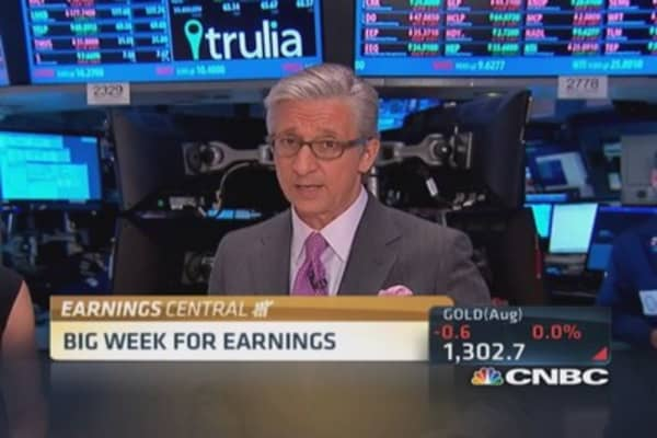 Pisani midday check: Q2 improving
