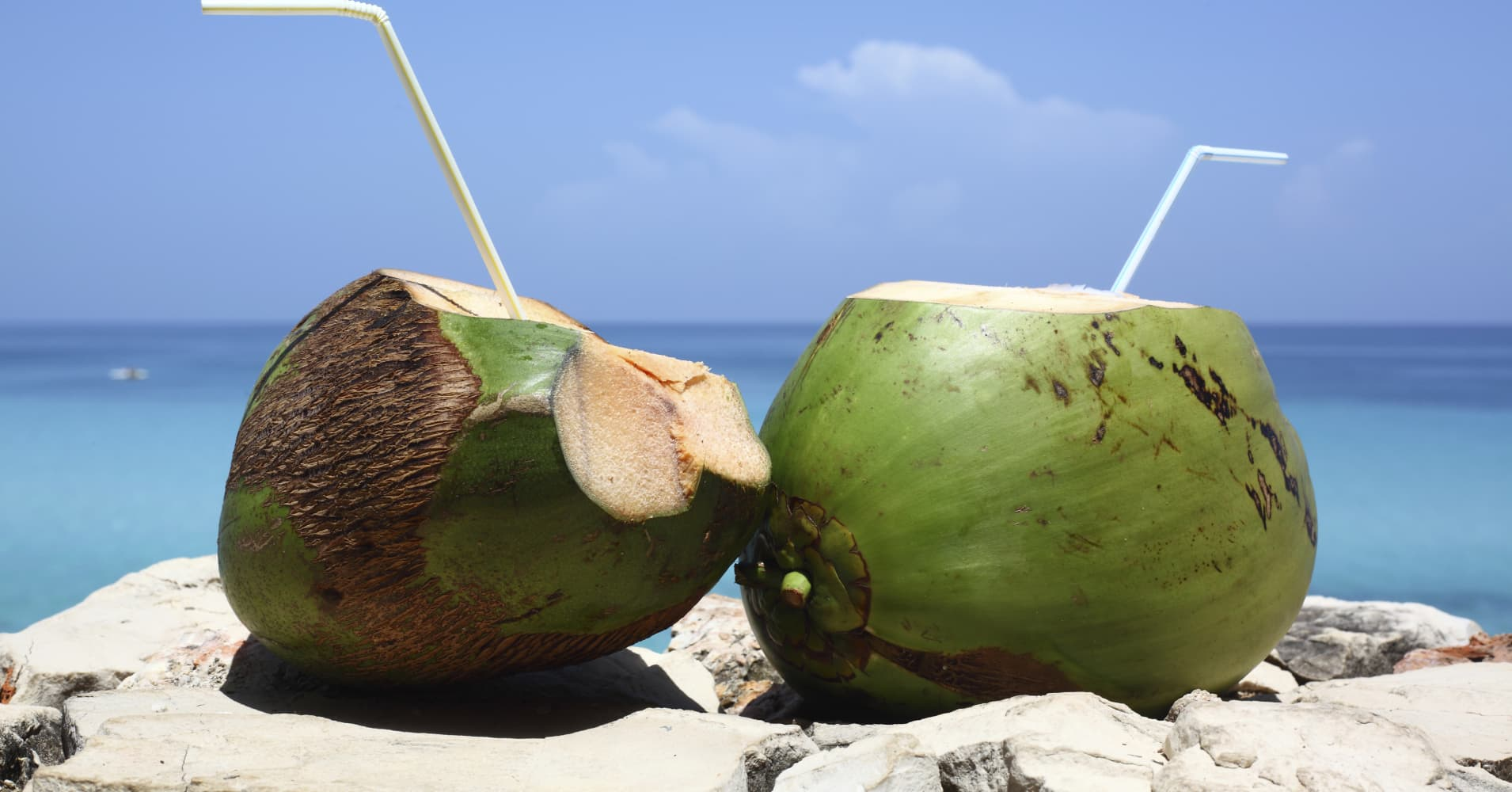 coconut water coconut Coconut water comes with some nutritional perks, but is it really worth the price and the hype.