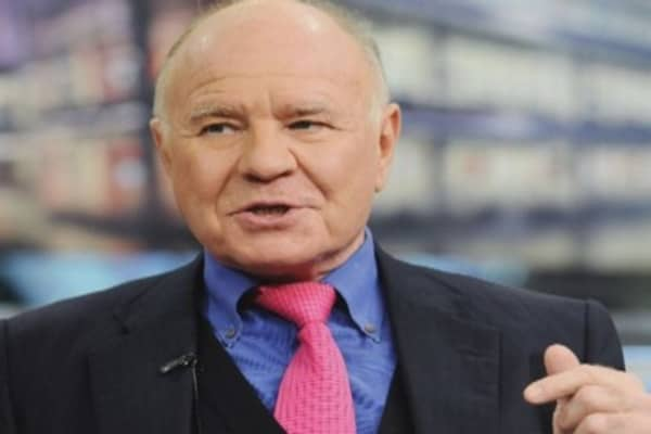 Three years of Marc Faber's calls for doom and gloom
