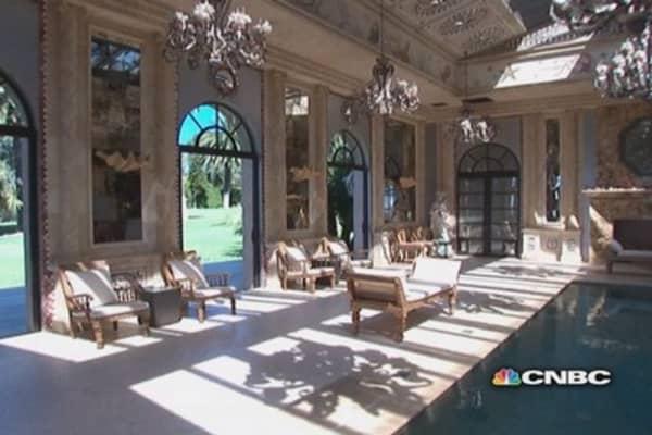 Inside Malibu's $54 million La Villa Contenta