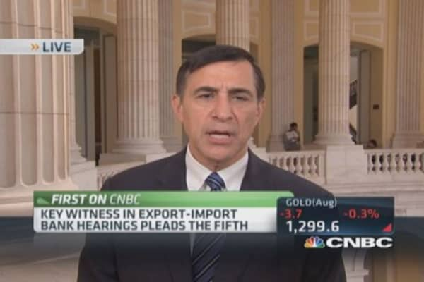 Rep. Issa: Make Ex-Im Bank honest & transparent
