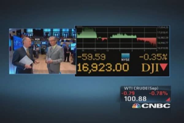 Pisani: Flight to safety after sanctions