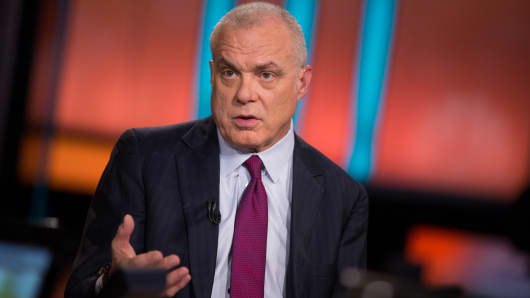 Mark Bertolini, CEO of Aetna.