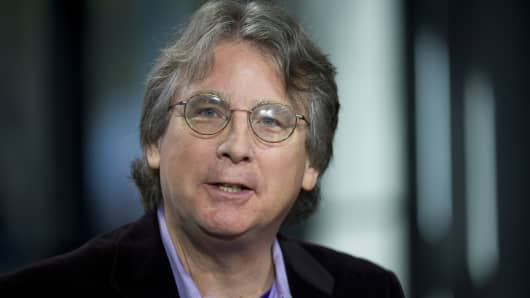 Roger McNamee, managing director and co-founder of Elevation Partners.