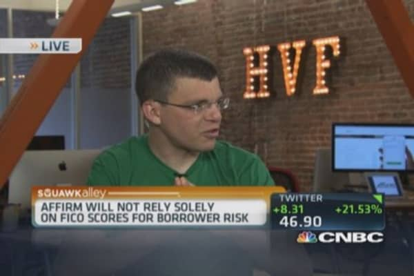 Paypal founder Levchin banks on Affirm