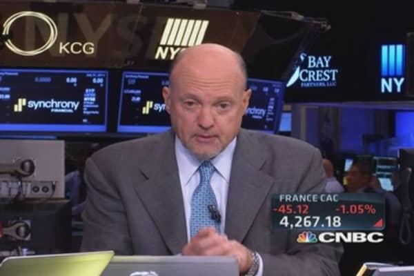 Cramer eyes Russia fallout