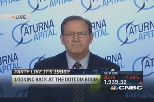 Meeks survived the dot-com bubble