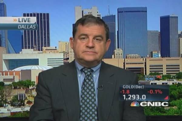 Anticipate market 'sloppiness' ahead: Doll