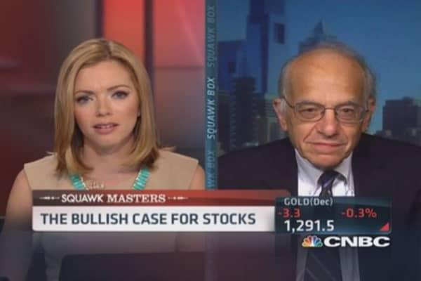 Junk bonds signaling cracks in bull market?