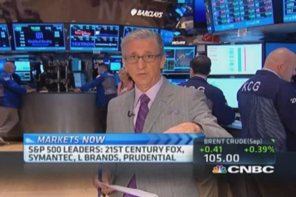 Pisani's market open: Retail encouraging