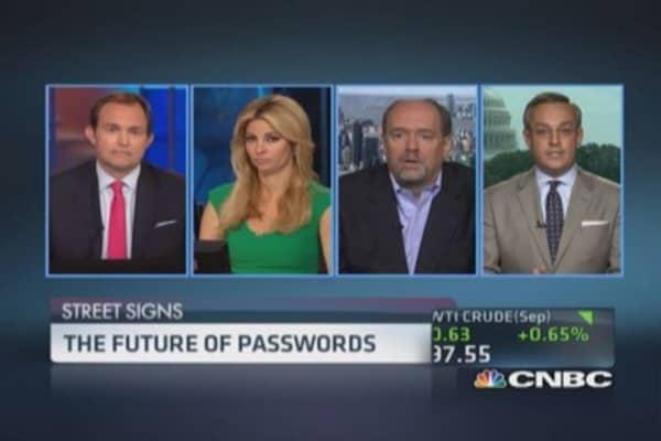 The future of passwords