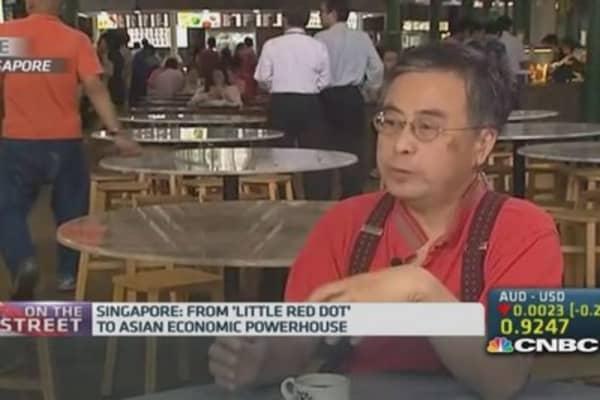 Singapore facing 'angst of growing up': CIMB